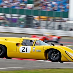 Steve Tandy - 1969 Lola T70 Mk3b No.21